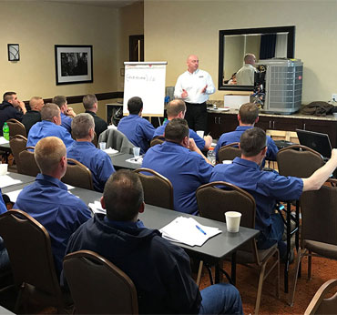 Federal Elite Heating & Cooling, Inc. - Continuing Education